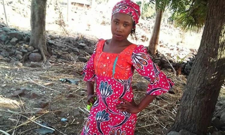 Sequestrada aos 14 anos de idade, Leah está presa pelo Boko Haram na Nigéria há quase dois anos