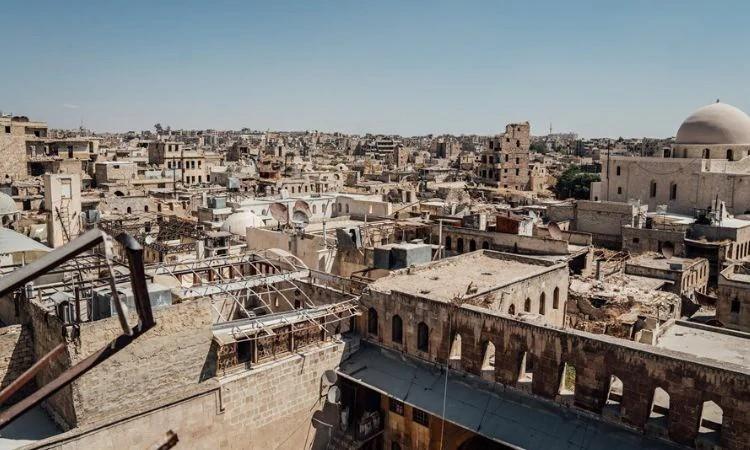 Os cristãos na Síria enfrentam muitas dificuldades para ficar no país e dar testemunho de Jesus