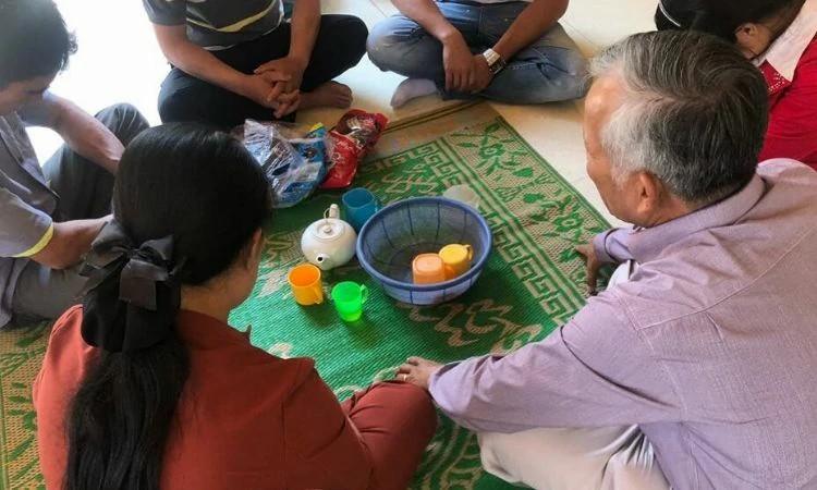Igrejas domésticas são comuns no Vietnã e as perseguições a elas também