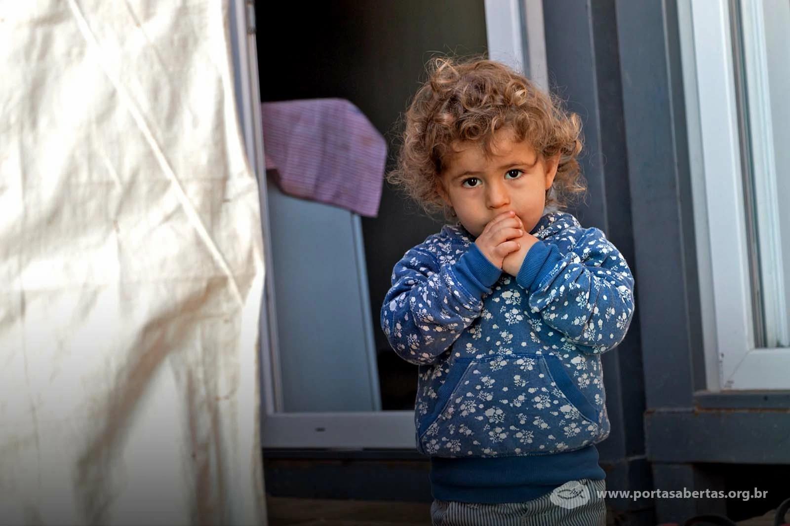 No Iraque, muitas crianças têm transtornos de aprendizagem e apresentam estado permanente de medo
