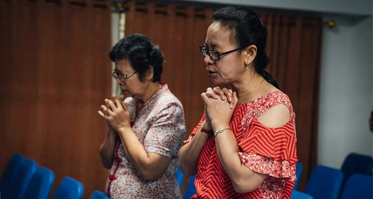Interceda pela segurança dos cristãos na Ásia Central e que eles sejam fortalecidos pelo Senhor