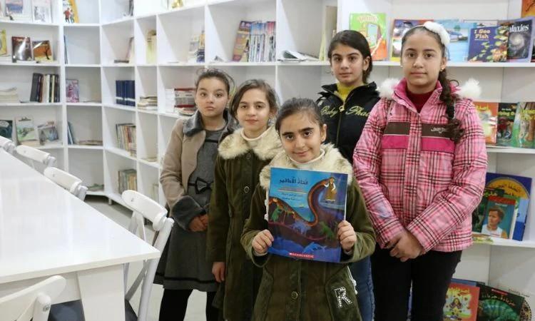 No Iraque, a Portas Abertas trabalha na reconstrução de casas, igrejas e bibliotecas