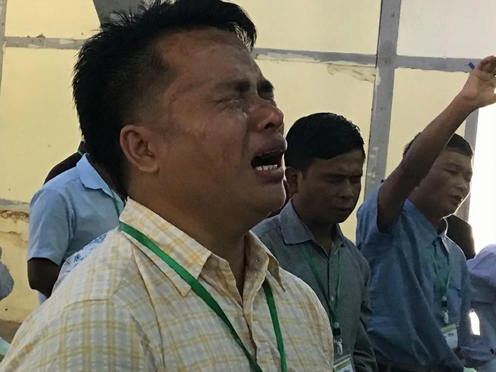 Ore pelos líderes cristãos em Mianmar, que enfrentam a perseguição do exército e de grupos rebeldes