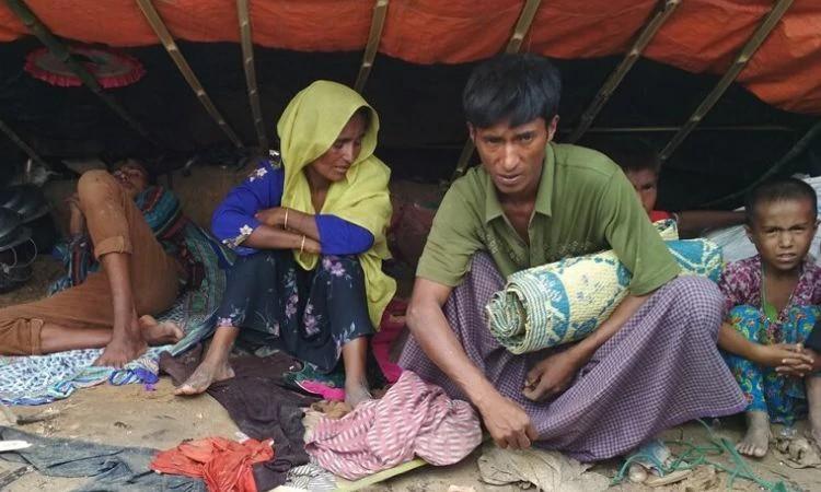 Interceda pelos cristãos rohingya, que perderam tudo o que tinham em Bangladesh